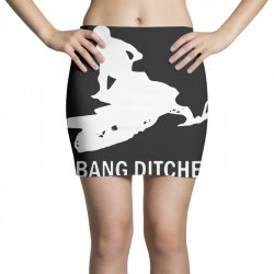 i bang ditches snowmobile Mini Skirts | Artistshot