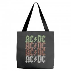 acdc leopard Tote Bags | Artistshot