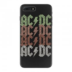 acdc leopard iPhone 7 Plus Case | Artistshot
