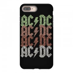acdc leopard iPhone 8 Plus Case | Artistshot