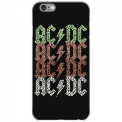 acdc leopard iPhone 6/6s Case | Artistshot