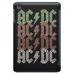 acdc leopard iPad Mini Case | Artistshot