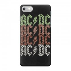 acdc leopard iPhone 7 Case | Artistshot