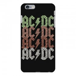 acdc leopard iPhone 6 Plus/6s Plus Case | Artistshot