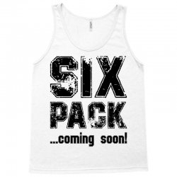 six pack coming soon Tank Top | Artistshot