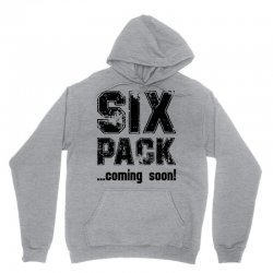 six pack coming soon Unisex Hoodie | Artistshot
