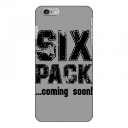 six pack coming soon iPhone 6 Plus/6s Plus Case | Artistshot