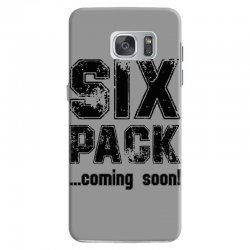 six pack coming soon Samsung Galaxy S7 Case | Artistshot