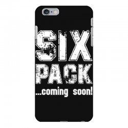 six pack coming soon for dark iPhone 6 Plus/6s Plus Case | Artistshot