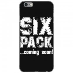 six pack coming soon for dark iPhone 6/6s Case | Artistshot