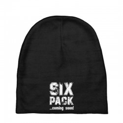 six pack coming soon for dark Baby Beanies | Artistshot