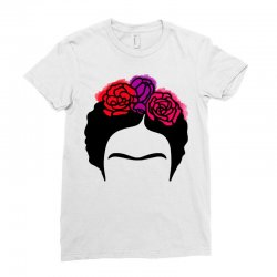 frida kahlo Ladies Fitted T-Shirt | Artistshot