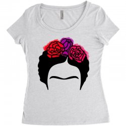 frida kahlo Women's Triblend Scoop T-shirt | Artistshot