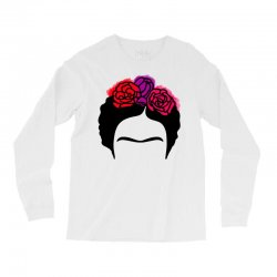 frida kahlo Long Sleeve Shirts | Artistshot
