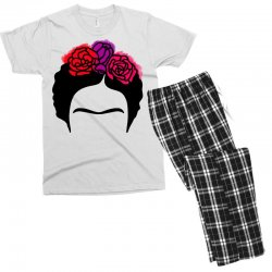 frida kahlo Men's T-shirt Pajama Set | Artistshot