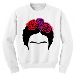frida kahlo Youth Sweatshirt | Artistshot