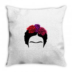 frida kahlo Throw Pillow | Artistshot