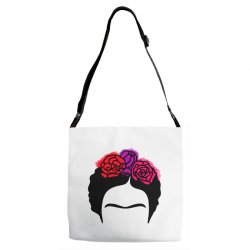 frida kahlo Adjustable Strap Totes | Artistshot