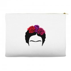 frida kahlo Accessory Pouches | Artistshot