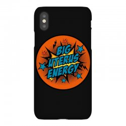 big uterus energy iPhoneX Case | Artistshot
