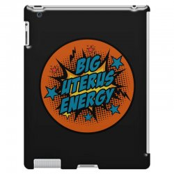 big uterus energy iPad 3 and 4 Case | Artistshot