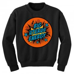 big uterus energy Youth Sweatshirt | Artistshot