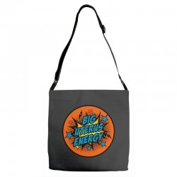big uterus energy Adjustable Strap Totes | Artistshot