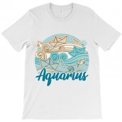 aquarius T-Shirt | Artistshot