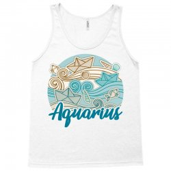 aquarius Tank Top | Artistshot