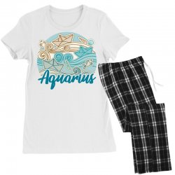 aquarius Women's Pajamas Set | Artistshot