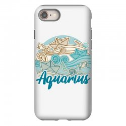 aquarius iPhone 8 Case | Artistshot