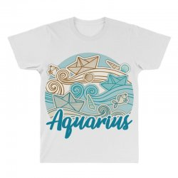 aquarius All Over Men's T-shirt | Artistshot