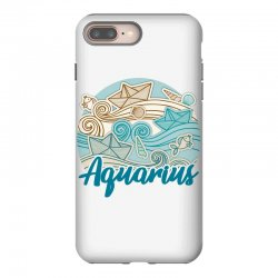 aquarius iPhone 8 Plus Case | Artistshot