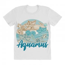 aquarius All Over Women's T-shirt | Artistshot