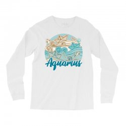 aquarius Long Sleeve Shirts | Artistshot