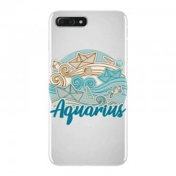 aquarius iPhone 7 Plus Case | Artistshot