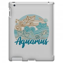 aquarius iPad 3 and 4 Case | Artistshot