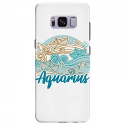 aquarius Samsung Galaxy S8 Plus Case | Artistshot