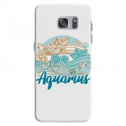 aquarius Samsung Galaxy S7 Case | Artistshot