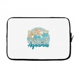 aquarius Laptop sleeve | Artistshot