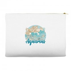 aquarius Accessory Pouches | Artistshot