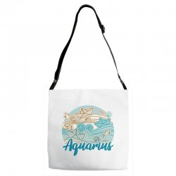 aquarius Adjustable Strap Totes | Artistshot