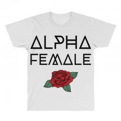 alpha female for light All Over Men's T-shirt | Artistshot