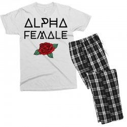 alpha female for light Men's T-shirt Pajama Set | Artistshot