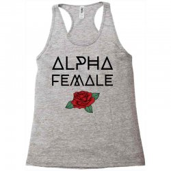 alpha female for light Racerback Tank | Artistshot