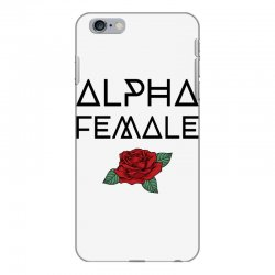 alpha female for light iPhone 6 Plus/6s Plus Case | Artistshot