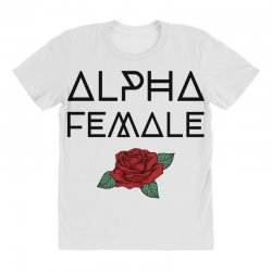 alpha female for light All Over Women's T-shirt | Artistshot