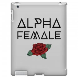alpha female for light iPad 3 and 4 Case | Artistshot