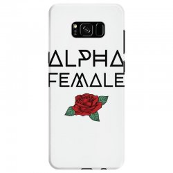 alpha female for light Samsung Galaxy S8 Case | Artistshot