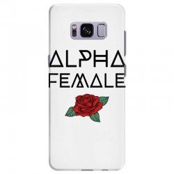alpha female for light Samsung Galaxy S8 Plus Case | Artistshot